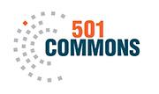 501 Commons logo small